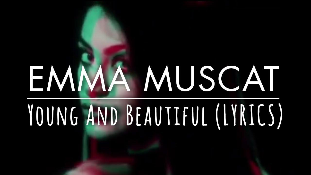 Emma Muscat Young And Beautiful Lyrics Youtube