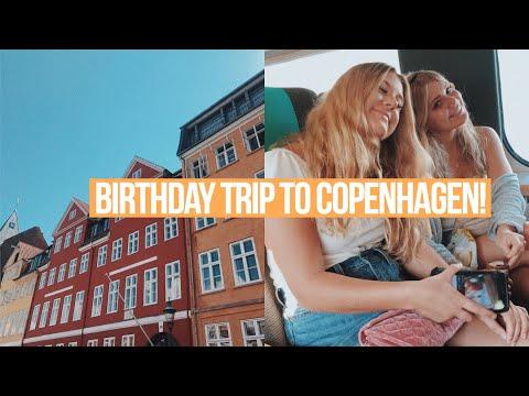 TRAVELING WITH MY BEST FRIENDS!   Copenhagen, Denmark