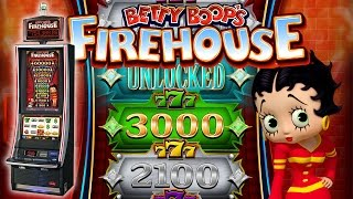 """New Betty Boop Slot Machine - """"Sound The Alarm"""" from Bally Tech"""