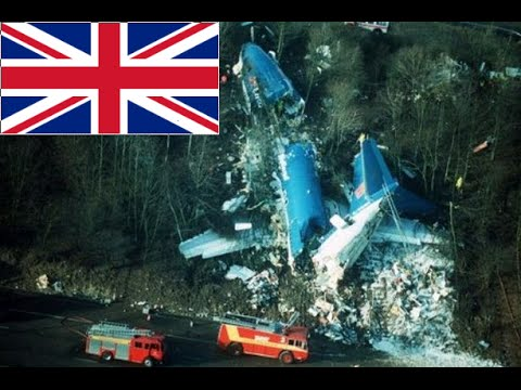 Top 10 Deadliest Air Crashes of the United Kingdom