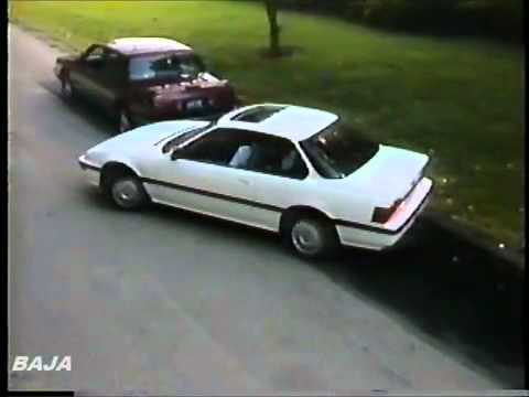 1988 honda prelude 4ws youtube rh youtube com 89 honda prelude repair manual 1989 honda prelude manual transmission