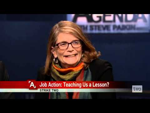 Job Action: Teaching Us a Lesson?