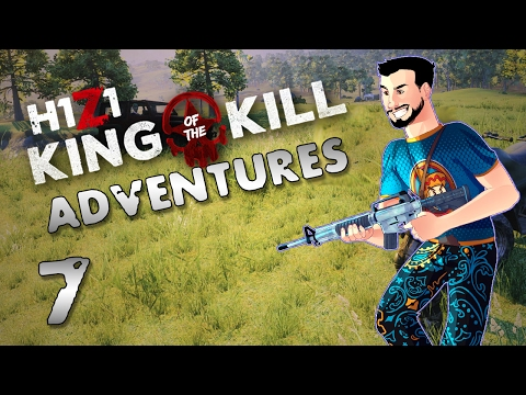 African Tribal Beat Inspires! (H1Z1 King of The Kill Adventures #7)