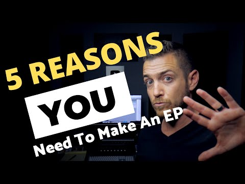 5 Reasons To Make An EP In 2020 – RecordingRevolution.com