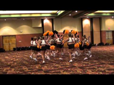 Iowa Dance Team Traditional Fight Song