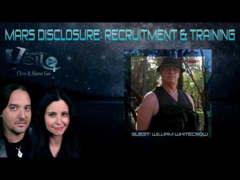 Project Mars Disclosure - Recruitment & Training - Beyond The Veil with Chris and Sheree Geo