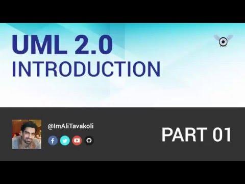 UML 2.0 Tutorial part 01 - Introduction