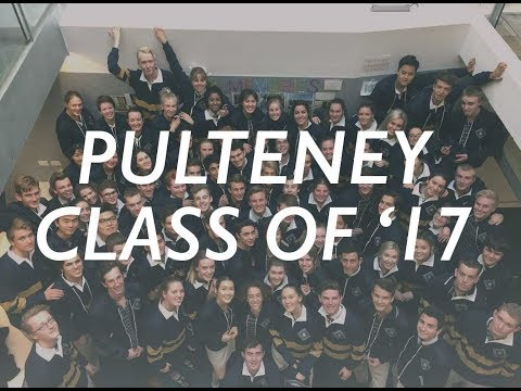 Pulteney Class of 2017 Year 12 Valedictory Video