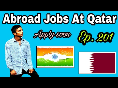 Jobs At Qatar Country, Best Jobs opportunity in Gulf Countries, Must Watch Our videos For Vacancy