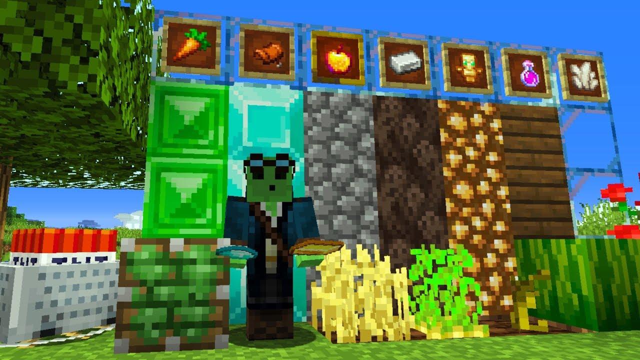 New Vanilla Minecraft Texture Update! (12.123)