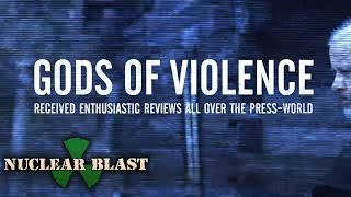 KREATOR - 'Gods Of Violence' - Cover Stories (OFFICIAL)