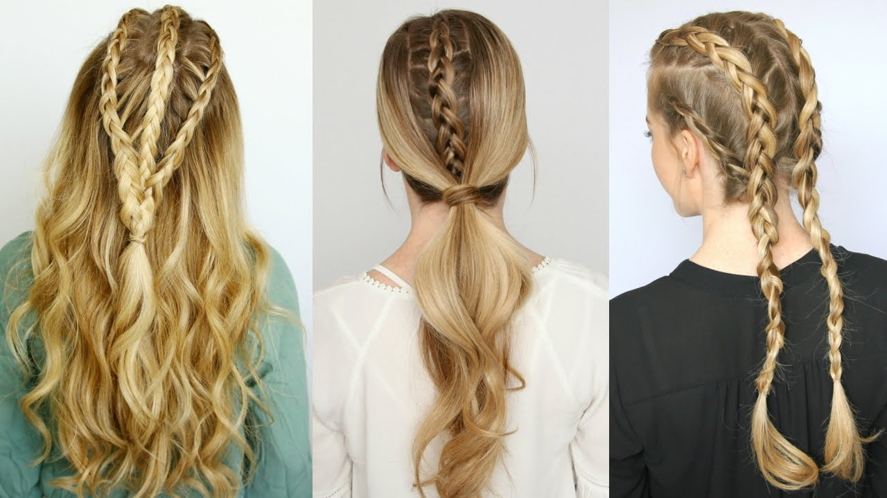youtube hair braiding styles 3 edgy hairstyles sue 5917 | maxresdefault