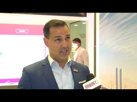 Raki Phillips, chief executive, Ras Al Khaimah Tourism Development Authority - Interview 1