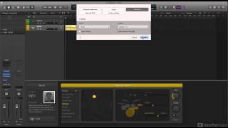 Logic Pro X: 10.1 Features Explored - 1. Drummer Enhanced