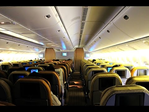 Singapore Airlines Flight Experience: SQ966 Singapore to Jakarta