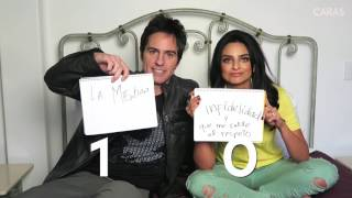 Video ¿Qué tanto se conocen Aislinn Derbez y Mauricio Ochmann? download MP3, 3GP, MP4, WEBM, AVI, FLV Juni 2018