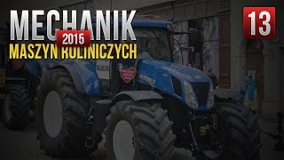 Mechanik maszyn rolniczych 2015 #13 - Profesjonalne naprawy :D + MOŻLIWY KOD ;) /PlayWay