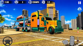 Truck Driving 2020: Cargo truck - Parking Mania - Android GamePlay - Truck Driving Games Android