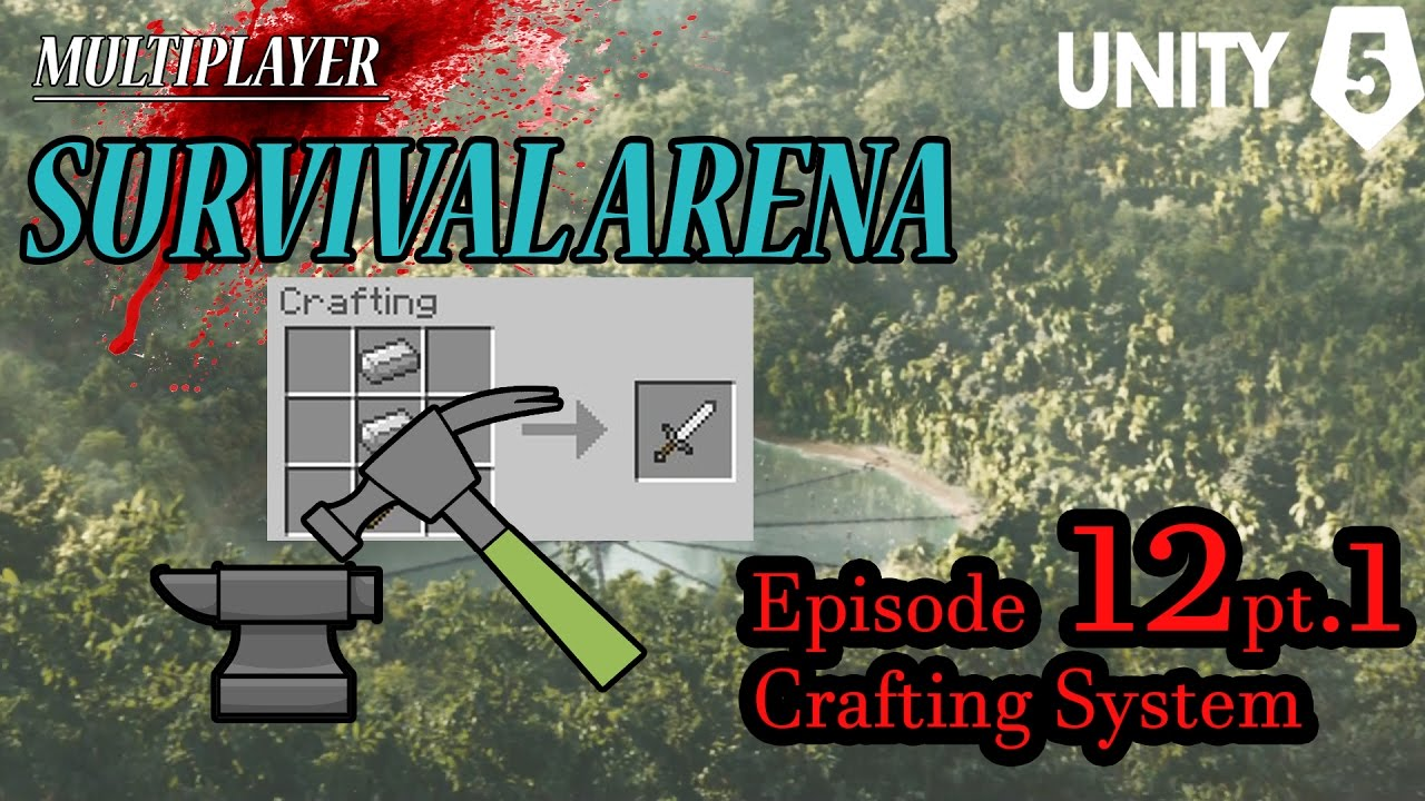 Making a Multiplayer Survival Arena (Ep12Pt1)