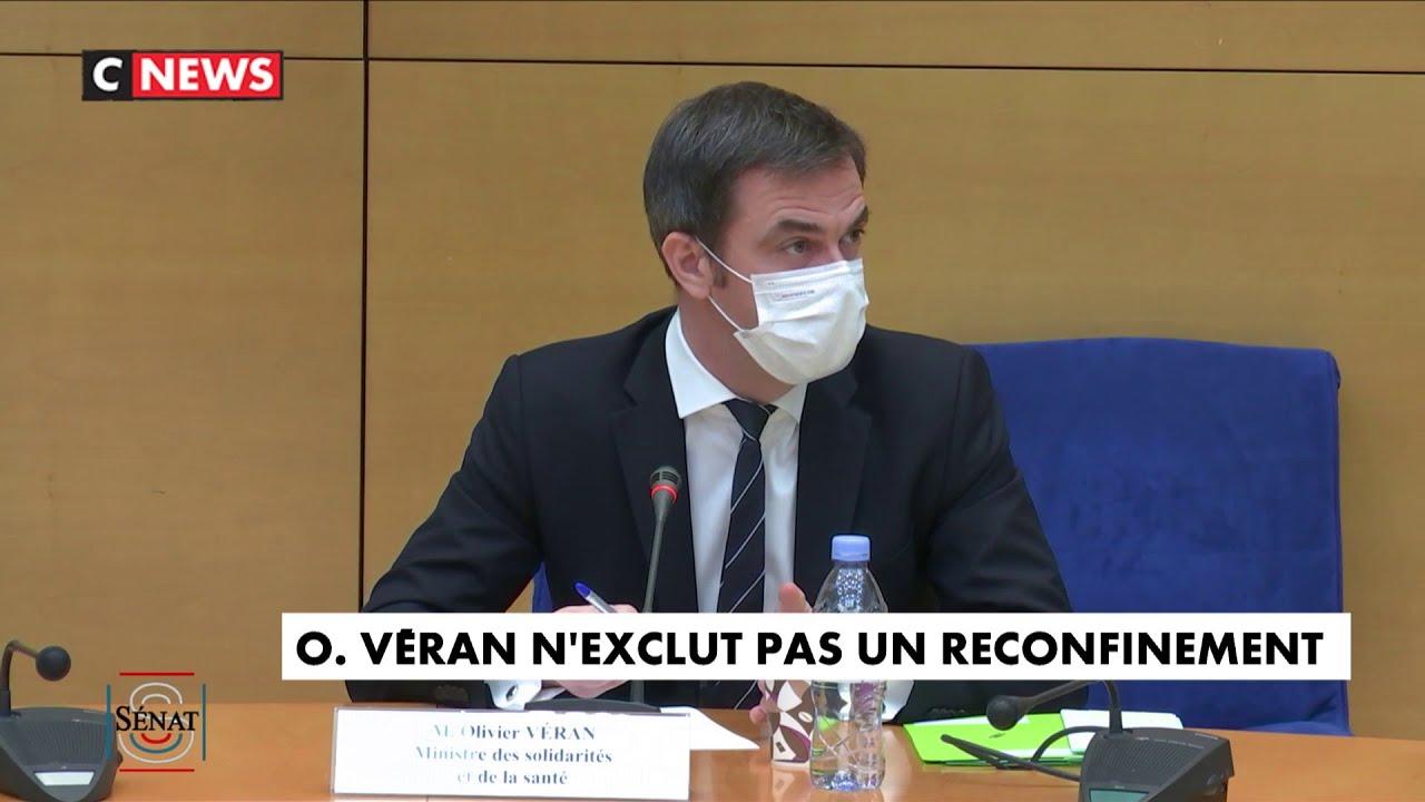 Download Olivier Véran n'exclut pas un reconfinement