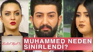 Zuhal Topal'la 157. Bölüm (HD)   Muhammed Songül'e Neden Sinirlendi?