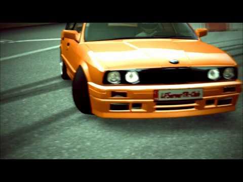 LFS BMW E30 Drifting
