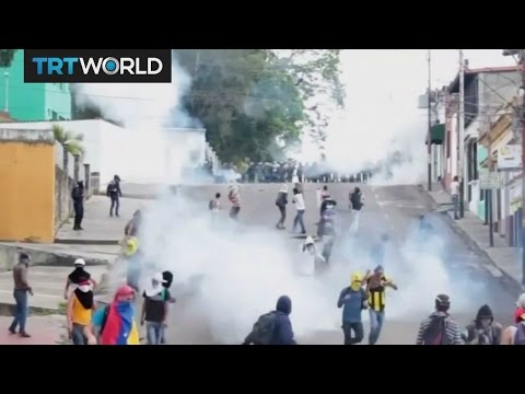 Venezuela On the Edge: Opposition continues protests against Maduro