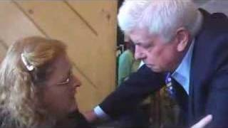 Sen. Chris Dodd talks with medical marijuana patient-Oct. 20 Thumbnail