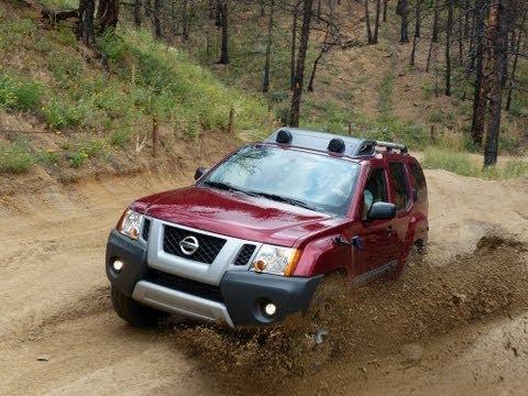 2013 Nissan Xterra PRO-4X Muddy Off-Road Colorado Review (Part 1)