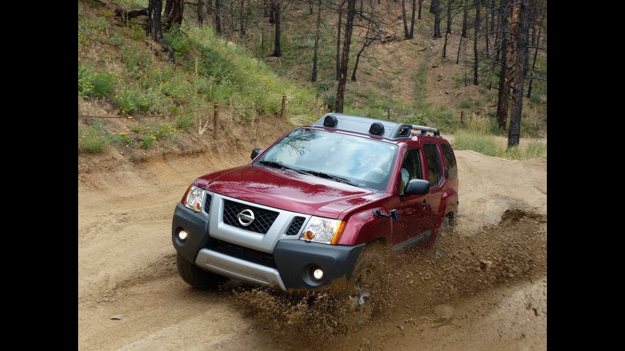 2013 nissan xterra pro 4x muddy off road colorado review part 1 youtube. Black Bedroom Furniture Sets. Home Design Ideas