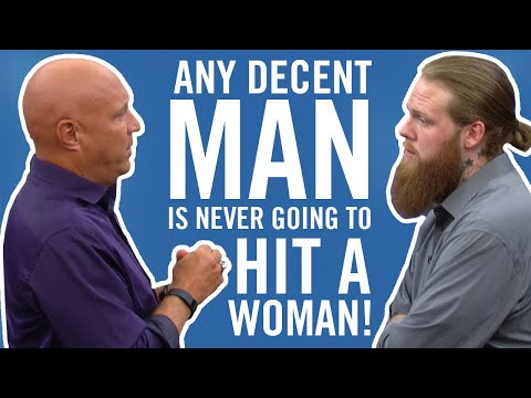 Steve Takes On Abusive Boyfriend (The Steve Wilkos Show)
