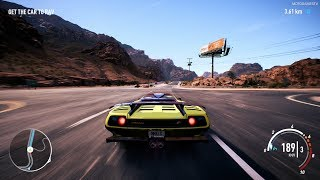 """Need for Speed Payback - Lamborghini Diablo SV """"2019"""" Abandoned Car - Location and Gameplay"""