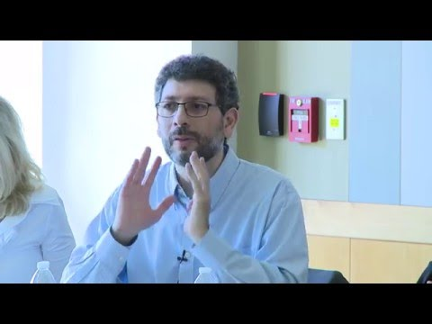 Ziad Majed- In and Out of Syria Conference UT Austin 2/15/16