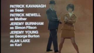 THE AVENGERS Forget me knot 09 25 1968 UK