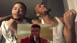 """Kirk Jay Performs """"I'm Already There"""" - The Voice 2018 Live Top 13 Performances (REACTION)"""