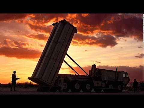 THAAD missile defense system arrives in South Korea   China Issues Warning!