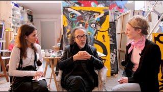 Aki Kuroda, un artiste peintre de talent
