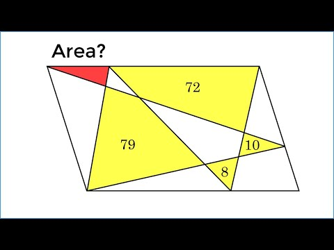 A Chinese 5th Grader Solved This In Just 1 Minute! HARD