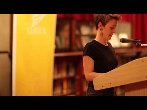 Bonny Cassidy reads 'Night Work'