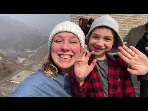 Off to China::Our China Adventure Film::Travel with Kids