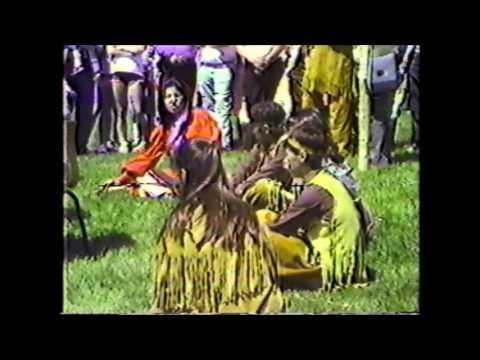 V96-0423 Mi'kmaw Dances