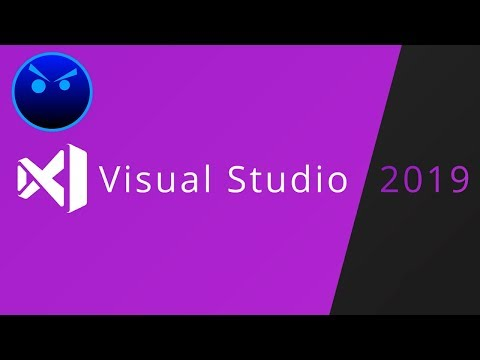 Visual Studio 2019 - Установка, обзор, мнение
