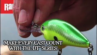 Rapala® DT® (Dives-To) Series