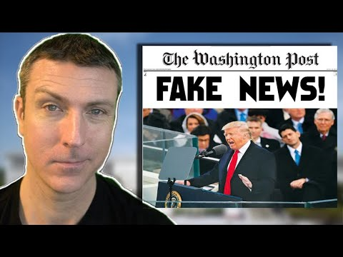 "Washington Post Admits ""Bombshell"" Story Was Fake"