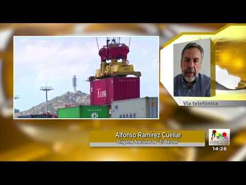 Entrevista Alfonso Ramírez Cuellar / Negociaciones del TLCAN y el sector empresarial 4 de octubre