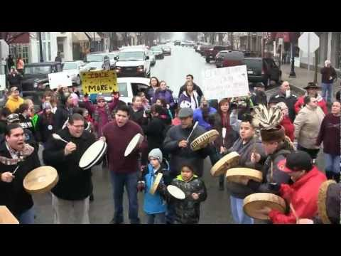 Idle No More - Mount Pleasant, MI