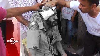 Gaziantep'te gerginlik sürüyor; Suriyeliler linç edilmek istendi