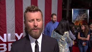 "Only The Brave Premiere Dierks Bentley - ""Hold the Light"
