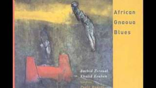 Majid Bekkas - Daymallah (African Gnaoua Blues)
