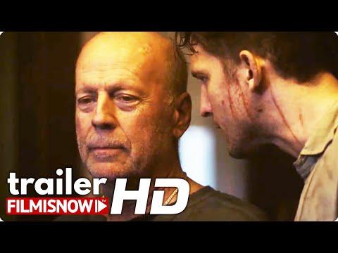 SURVIVE THE NIGHT Trailer (2020) Bruce Willis home invasion thriller